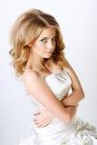 Młoda piękna seksowna blondynka Obraz Royalty Free