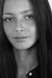 Młoda piękna turecka kobieta Obraz Royalty Free