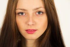 Młoda piękna turecka kobieta Obrazy Stock