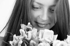 Młoda piękna turecka kobieta Obraz Stock