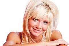 młode kobiety blond obrazy stock