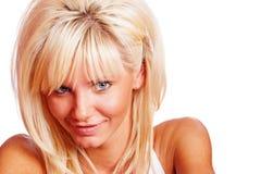 młode kobiety blond zdjęcie stock