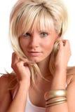 młode kobiety blond obraz royalty free