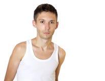 Młodego człowieka portret Zdjęcia Stock