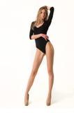 Młodej kobiety mody model Obraz Royalty Free
