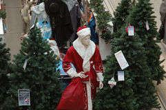 Młody Święty Mikołaj Zdjęcie Royalty Free