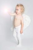 Młody anioł Fotografia Royalty Free