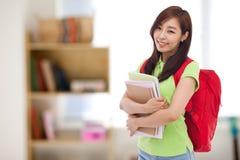 Młody Azjatycki uczeń Obrazy Stock