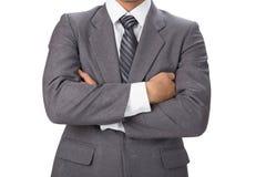 młody azjatykci ufny początkowy przedsiębiorcy biznesmen jest ubranym g Zdjęcie Royalty Free