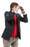 Młody biznesmen zdjęcie stock