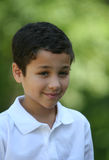 młody chłopiec Zdjęcia Stock