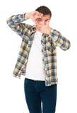 Młody człowiek Zdjęcie Stock