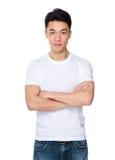 Młody człowiek obrazy stock