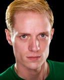 Młody Człowiek Headshot Obrazy Royalty Free