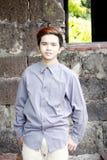Młody Człowiek przypadkowy Zdjęcia Stock