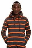 Młody czarnego afrykanina mężczyzna Zdjęcia Stock