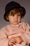 Młody dziecko portret Fotografia Stock