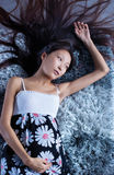 Młody kobieta w ciąży Fotografia Royalty Free