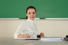 młody nauczycieli Fotografia Royalty Free