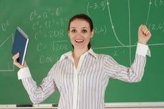 młody nauczycieli Zdjęcie Royalty Free