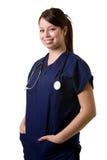 młody pielęgniarek fotografia royalty free