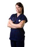 młody pielęgniarek Obraz Royalty Free