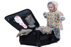 młody podróżnych Zdjęcie Stock