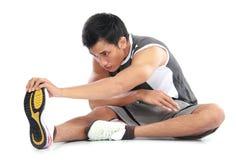 Młody sprawność fizyczna mężczyzna Zdjęcie Stock