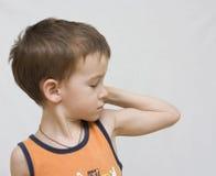 młodzi atleta mięśnie Zdjęcie Stock