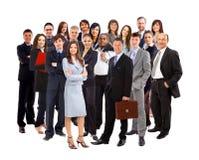 młodzi atrakcyjni ludzie biznesu Fotografia Royalty Free