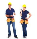 Cctv system bezpieczeństwa Fotografia Stock