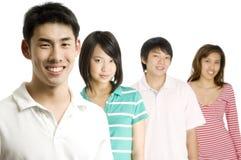 Młodzi Ludzie Obraz Stock