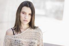 młodzi twarzy piękni womans Zdjęcie Stock