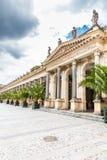 Młyńska kolumnada - Karlovy Zmienia, republika czech zdjęcia royalty free