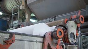 młyńska masy papierniczej zbiory wideo