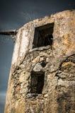 Młyńska ruina Zdjęcie Stock