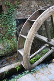 młyńska woda Zdjęcie Royalty Free
