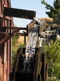 młyńska wody Zdjęcia Royalty Free