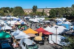 Młyński dolina rynek, Kalifornia Obrazy Stock