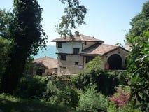 Młyński dom zdjęcia royalty free