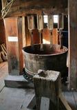 młyński stary drewniany Fotografia Stock