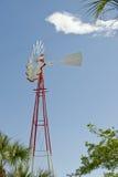 młyński wiatr Fotografia Royalty Free