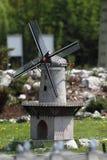 młyński wiatr zdjęcie royalty free