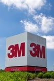 3M公司总部修造 免版税库存图片