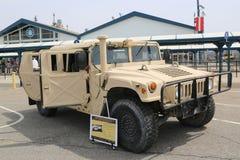 M1165A1 υψηλός-κινητικότητα ειδικών αποστολών, για πολλές χρήσεις τροχοφόρο όχημα Στοκ φωτογραφία με δικαίωμα ελεύθερης χρήσης