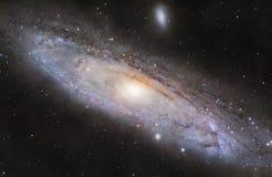 M31 галактика Андромеды иллюстрация штока