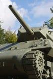 M-10坦克 库存图片
