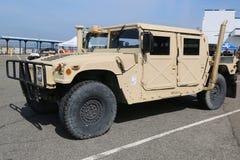 M1165A1特别行动高流动性,多用途轮车 免版税库存图片