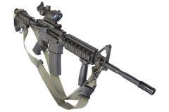 M4马枪 免版税库存图片