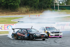M-150 Drift Competition, Bonanza Racing Circuit Stock Photo